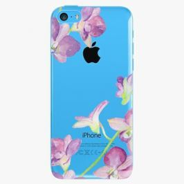 Plastový kryt iSaprio - Purple Orchid - iPhone 5C
