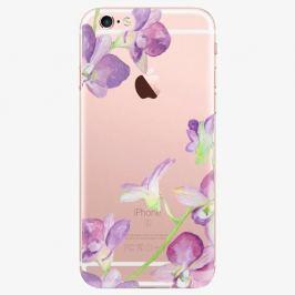 Plastový kryt iSaprio - Purple Orchid - iPhone 7