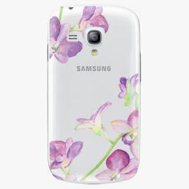 Plastový kryt iSaprio - Purple Orchid - Samsung Galaxy S3 Mini