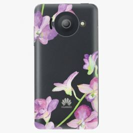 Plastový kryt iSaprio - Purple Orchid - Huawei Ascend Y300