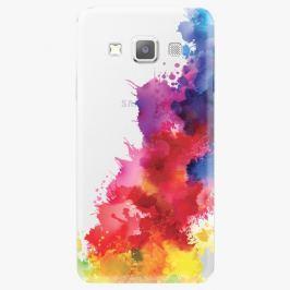 Plastový kryt iSaprio - Color Splash 01 - Samsung Galaxy A7