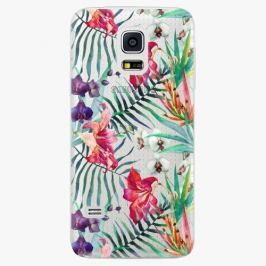 Plastový kryt iSaprio - Flower Pattern 03 - Samsung Galaxy S5 Mini