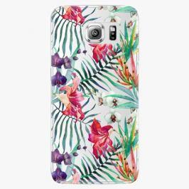 Plastový kryt iSaprio - Flower Pattern 03 - Samsung Galaxy S6