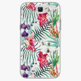 Plastový kryt iSaprio - Flower Pattern 03 - Samsung Galaxy Note 2