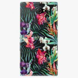 Plastový kryt iSaprio - Flower Pattern 03 - Sony Xperia M2