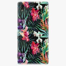 Plastový kryt iSaprio - Flower Pattern 03 - Sony Xperia M4