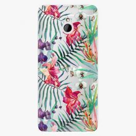 Plastový kryt iSaprio - Flower Pattern 03 - HTC One Mini