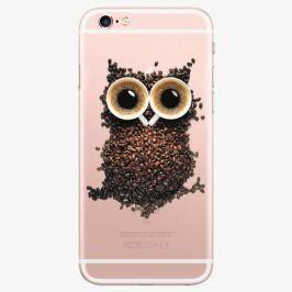 Plastový kryt iSaprio - Owl And Coffee - iPhone 7 Plus