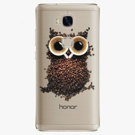 Plastový kryt iSaprio - Owl And Coffee - Huawei Honor 5X