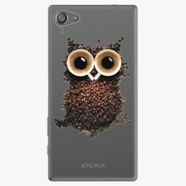 Plastový kryt iSaprio - Owl And Coffee - Sony Xperia Z5 Compact