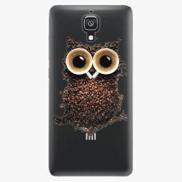 Plastový kryt iSaprio - Owl And Coffee - Xiaomi Mi4
