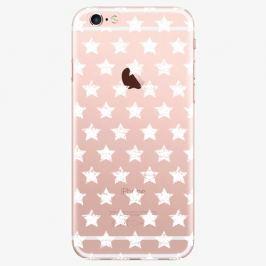 Plastový kryt iSaprio - Stars Pattern - white - iPhone 7 Plus