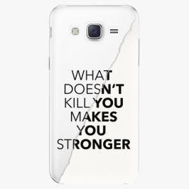 Plastový kryt iSaprio - Makes You Stronger - Samsung Galaxy J5