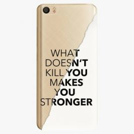 Plastový kryt iSaprio - Makes You Stronger - Xiaomi Mi5