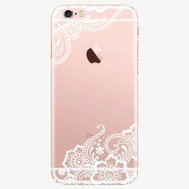 Plastový kryt iSaprio - White Lace 02 - iPhone 7 Plus