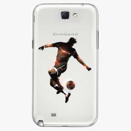 Plastový kryt iSaprio - Fotball 01 - Samsung Galaxy Note 2