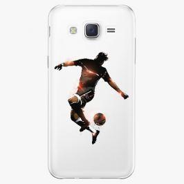 Plastový kryt iSaprio - Fotball 01 - Samsung Galaxy J5