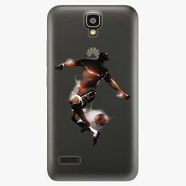 Plastový kryt iSaprio - Fotball 01 - Huawei Ascend Y5