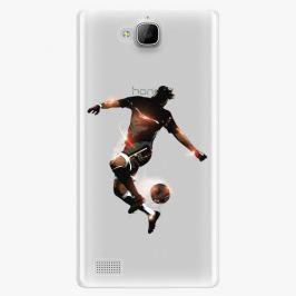 Plastový kryt iSaprio - Fotball 01 - Huawei Honor 3C