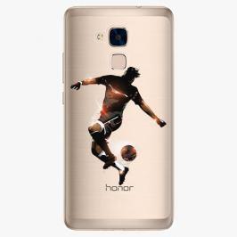 Plastový kryt iSaprio - Fotball 01 - Huawei Honor 7 Lite