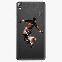 Plastový kryt iSaprio - Fotball 01 - Lenovo A7000
