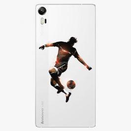 Plastový kryt iSaprio - Fotball 01 - Lenovo Vibe Shot