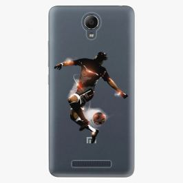 Plastový kryt iSaprio - Fotball 01 - Xiaomi Redmi Note 2