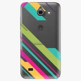 Plastový kryt iSaprio - Color Stripes 03 - Huawei Ascend Y550