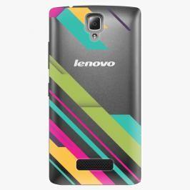Plastový kryt iSaprio - Color Stripes 03 - Lenovo A2010