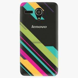 Plastový kryt iSaprio - Color Stripes 03 - Lenovo A606