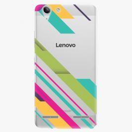 Plastový kryt iSaprio - Color Stripes 03 - Lenovo Vibe K5