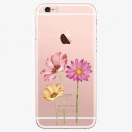 Plastový kryt iSaprio - Three Flowers - iPhone 7