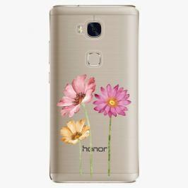 Plastový kryt iSaprio - Three Flowers - Huawei Honor 5X