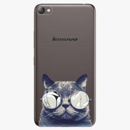 Plastový kryt iSaprio - Crazy Cat 01 - Lenovo S60