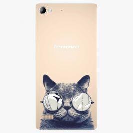 Plastový kryt iSaprio - Crazy Cat 01 - Lenovo Vibe X2