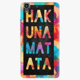 Plastový kryt iSaprio - Hakuna Matata 01 - Huawei Ascend Y6