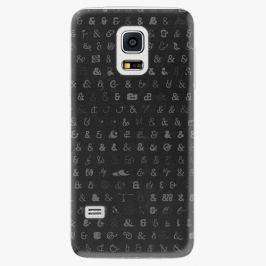 Plastový kryt iSaprio - Ampersand 01 - Samsung Galaxy S5 Mini
