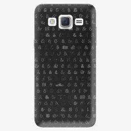 Plastový kryt iSaprio - Ampersand 01 - Samsung Galaxy J5