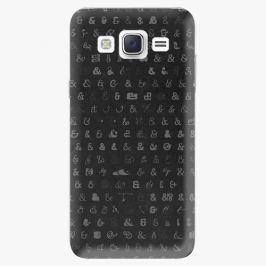 Plastový kryt iSaprio - Ampersand 01 - Samsung Galaxy Core Prime