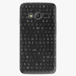 Plastový kryt iSaprio - Ampersand 01 - Samsung Galaxy Trend 2 Lite