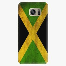 Plastový kryt iSaprio - Flag of Jamaica - Samsung Galaxy S7 Edge