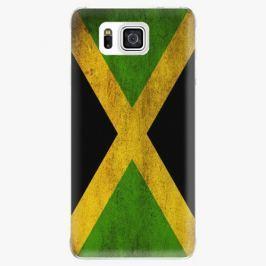 Plastový kryt iSaprio - Flag of Jamaica - Samsung Galaxy Alpha