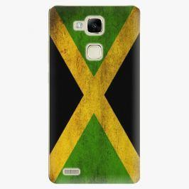 Plastový kryt iSaprio - Flag of Jamaica - Huawei Mate7