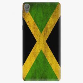 Plastový kryt iSaprio - Flag of Jamaica - Sony Xperia E5