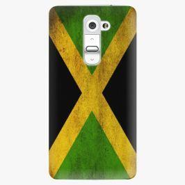 Plastový kryt iSaprio - Flag of Jamaica - LG G2 (D802B)