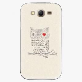 Plastový kryt iSaprio - I Love You 01 - Samsung Galaxy Grand Neo Plus