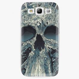 Plastový kryt iSaprio - Abstract Skull - Samsung Galaxy S3