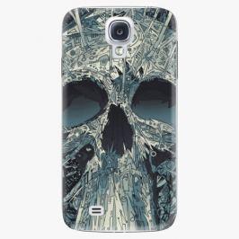 Plastový kryt iSaprio - Abstract Skull - Samsung Galaxy S4