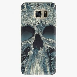 Plastový kryt iSaprio - Abstract Skull - Samsung Galaxy S7