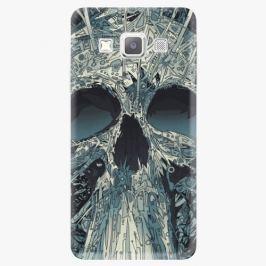 Plastový kryt iSaprio - Abstract Skull - Samsung Galaxy A3